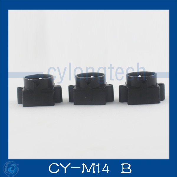 Metal Lens Mount M14  Lens Mount Camera Lens Mount The CCD Lens Holder Fixed Pitch 20MM.CY-m14 B
