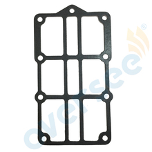 66T 41114 A0 Gasket Outboard EXHAUST OUTER COVER For 40HP Yamaha Parsun Outboard Engine 66T X