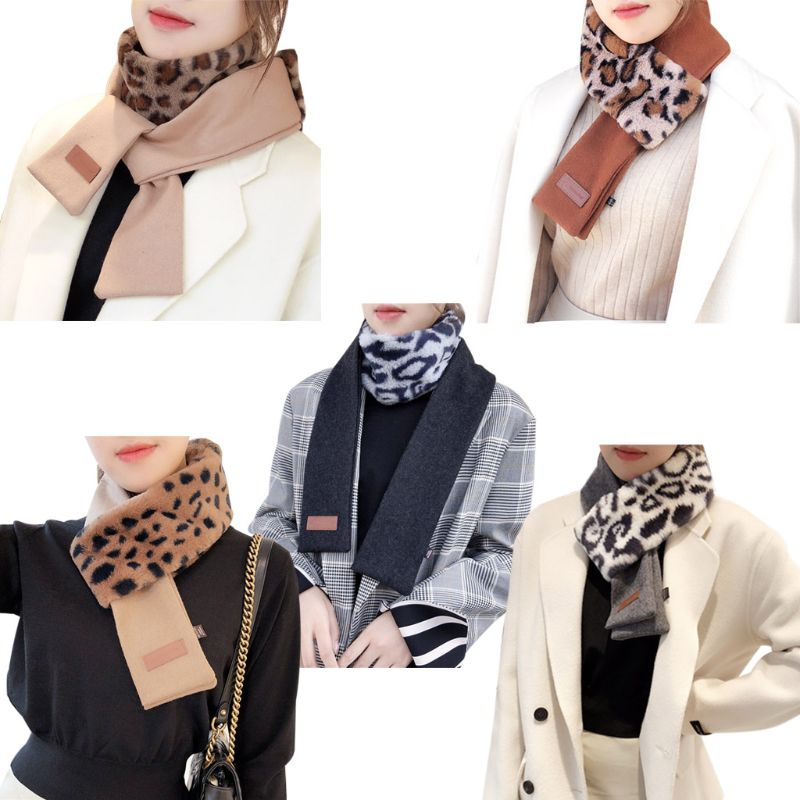 Women/'s Scarf Printed Collar Fashion Accessories Neck Scarf Wrap Cover up