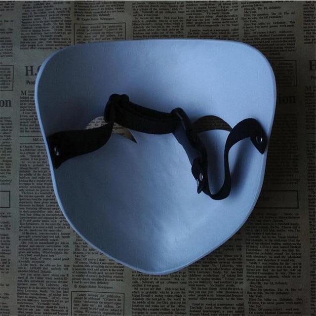 Аниме маска Черная пуля 4