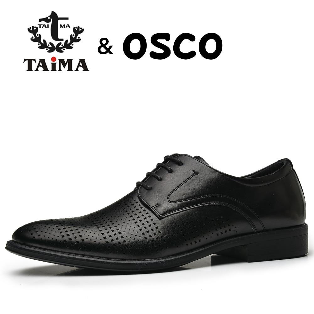 New season Design Collection Color Black Men Oxfords Comfortable Men Flats Shoes #995703P