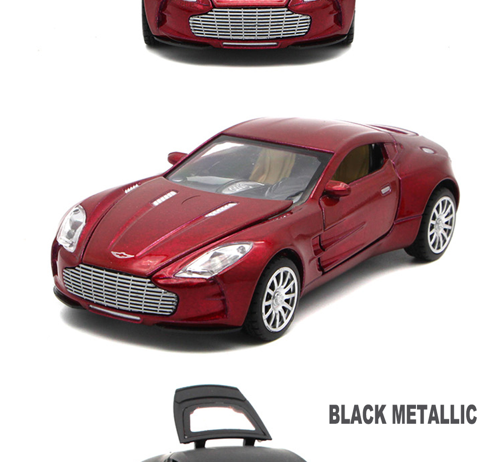 Aston Martin One-77 Toy Cars 15cm 15