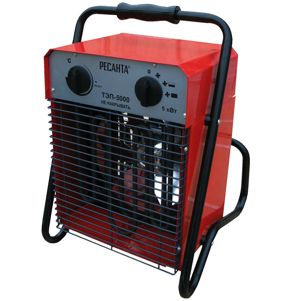 Electric heat gun Resanta TEP-5000