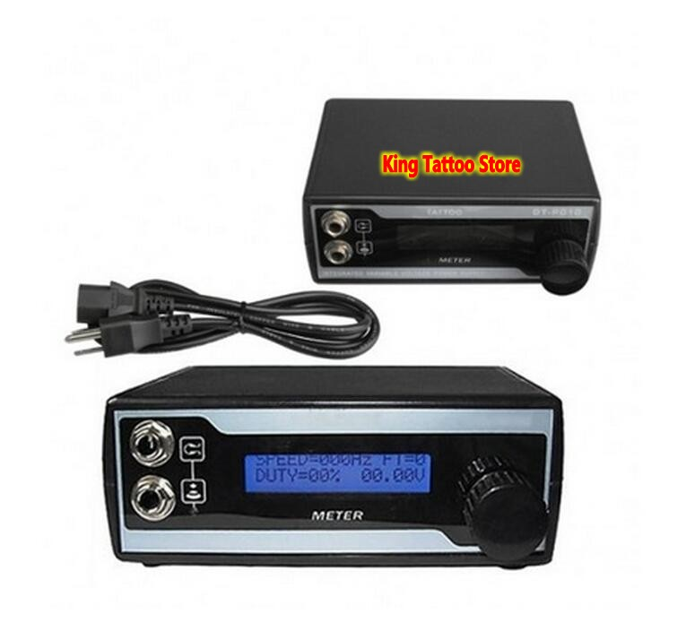Buy tattoo power supply lcd display for Best tattoo power supply
