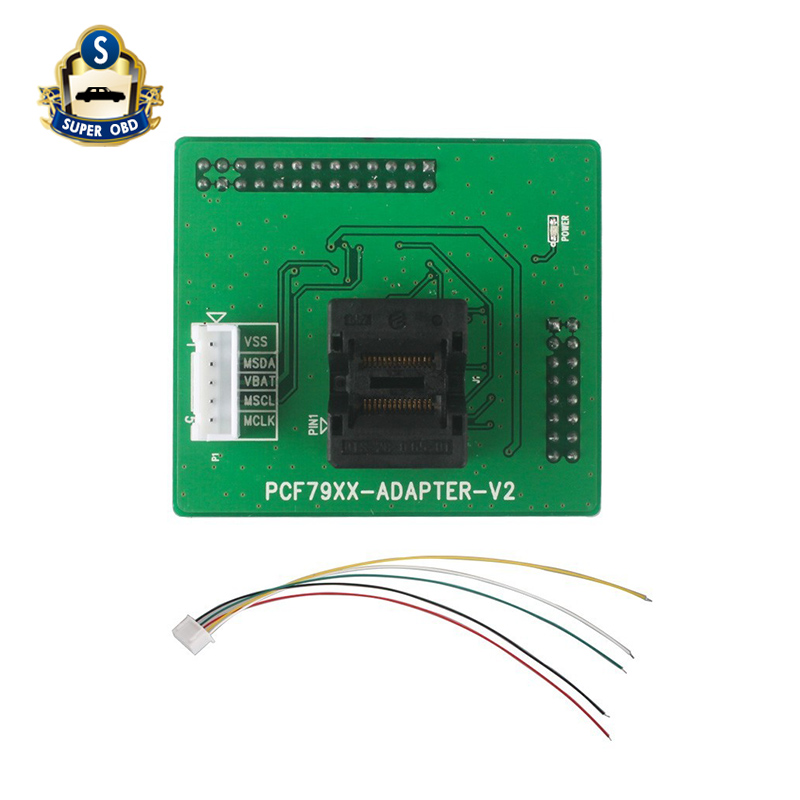 ФОТО 2016 Hot PCF79XX-Adapter for VVDI PROG Programmer PCF79XX Adapter for VVDI Prog Key Programmer Free Shipping