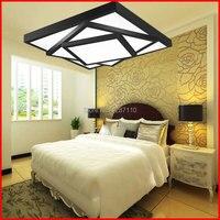 Modern LED Ceiling Light Lamp Creative Livingroom Bedroom Kitchen LED Ceiling Lights Acrylic Iron Ceiling Lights
