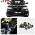 20 x Erro Gratuito White LED Interior Luz Kit Pacote para acessórios BMW x3 F25 2010-2013