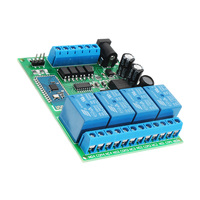 NEW DC 5V 9V 12 24V 4 Channel bluetooth Relay Module Android Mobile Wireless Remote Control Switch