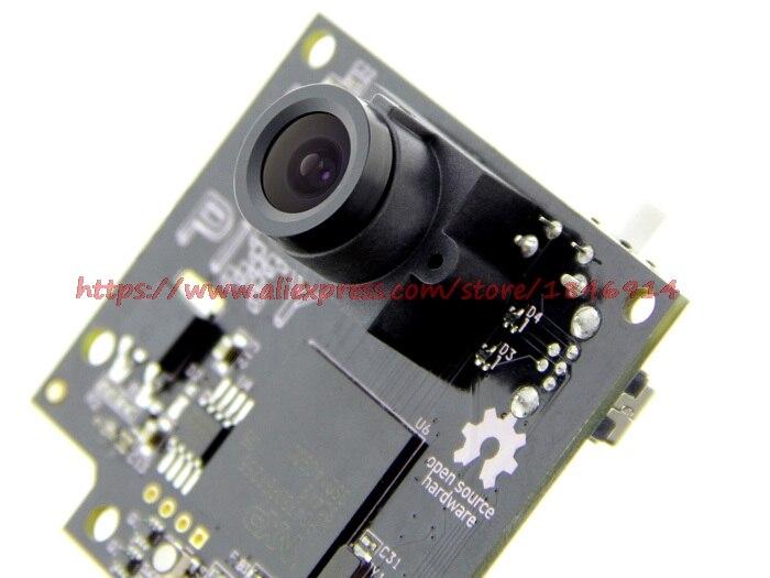 Frete grátis CMUcam5 Sensor HD módulo de reconhecimento de cores sensor de Imagem Da câmera