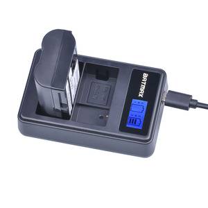 Image 5 - 2個EN EL15 en EL15 ENEL15 EL15A電池 + 液晶デュアルusb充電器ニコン用D600 D610 D600E D800 D800E d810 D7000 D7100 d750 V1