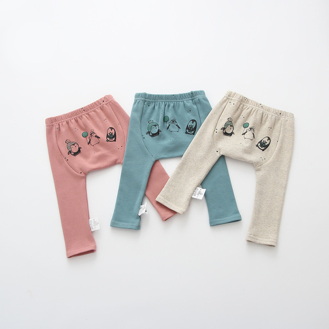 2017 Fashion Kikikids Nununu Boys Girls Harem Pants Kids Long Harem Trousers Brand Toddler Infant PP Pants Kids Harems Pants