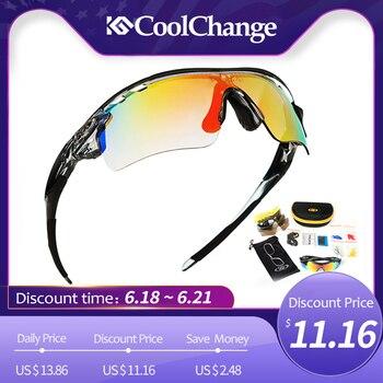 4881413492 Gafas polarizadas para ciclismo, gafas de sol para deportes al aire libre, gafas  para hombre y mujer, montura de 5 lentes, montura de miopía