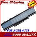 O E-625 bateria do portátil para Acer Aspire 4732 EMACHINE D525 D725 E525 E527 E625 E627 E725 e627-5750 GATEWAY NV52 NV53