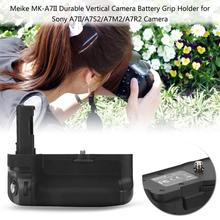 MK-A7II Durable Vertical Camera Battery Grip Holder for Sony A7II/A7S2/A7M2/A7R2