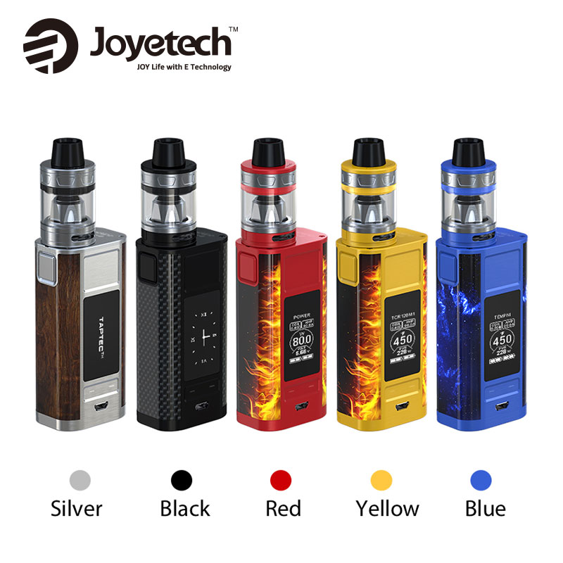 все цены на Original 228W Joyetech CUBOID TAP TC Kit w/ 4ml ProCore Aries Tank Max 228W Output No 18650 Battery E-cig Vape Vs IKuun I200 Kit