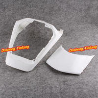 GZYF For HONDA CBR1000 2008 2009 Tail Rear Fairing Cover Bodykits Bodywork White, ABS Plastic, Unpainted