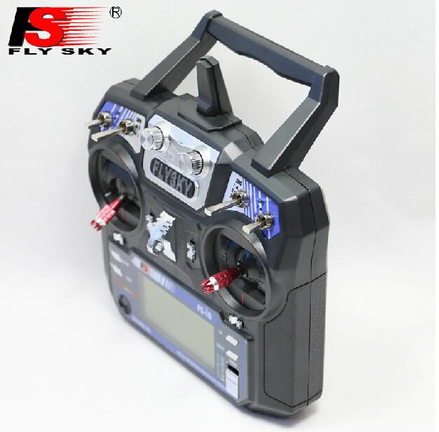 FlySky FS-i6 2 4G 6CH AFHDS RC Transmitter With FS-iA6 FS