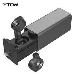 True TWS Wireless Headphones Sport Bluetooth V5.0 Earbuds Best Cordless Earphones with Mic Smallest Stereo Sweatproof headset