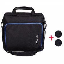 Для хранения защитная сумка большой Дорожный Чехол для PS4 хоста консоли для Sony PlayStation PS4 Slim консоли