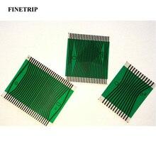 FINETRIP – outil de réparation de pixels, 35% Off TOP 10lot pour Mercedes Cluster Instrument câble de réparation de ruban LCD plat pour Benz W210 W202