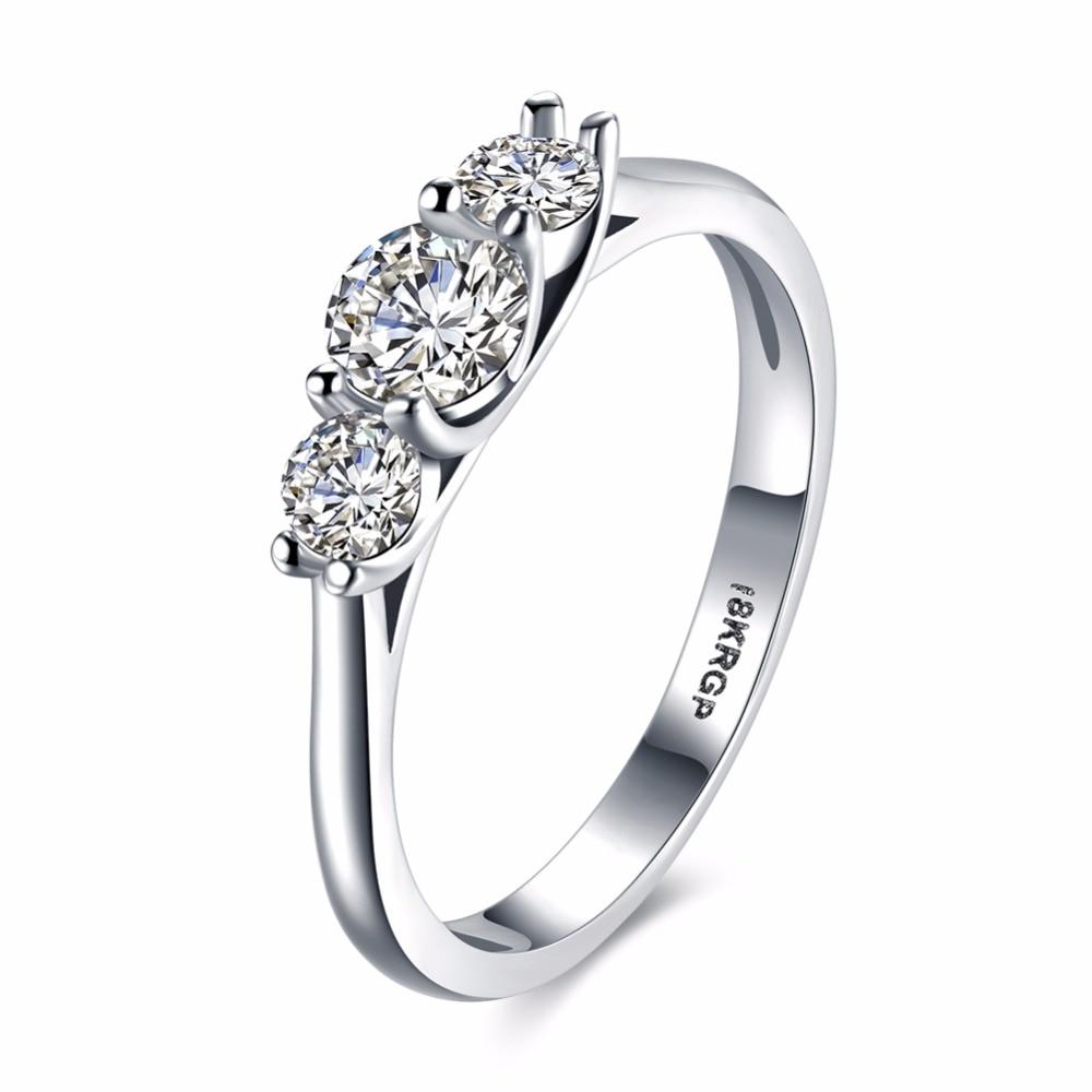 top selling wedding ring silver 925 compatible with original fashion charm ladies wedding ring examination entity - Ladies Wedding Rings