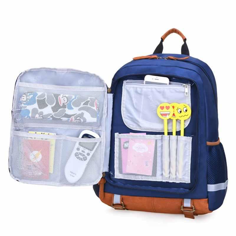 Mochilas escolares impermeables para niños, mochilas para niños, mochilas escolares para niñas