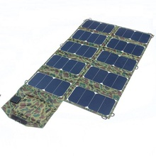 Solar Charger Output High