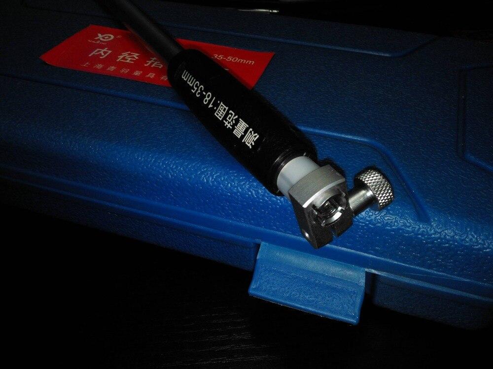 High Accuracy Dial Bore Gauge Hole Diameter Measuring gauge Inside diameter Scale Cylinder volume meter Dial indicator 18-35mm 1000ml glass measuring cylinder
