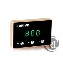 Elevador de velocidad automático para coche, elevador de aceleración, accesorios de coche, precio de fábrica para Hyundai Elantra Verna I30 Kia Soul K2