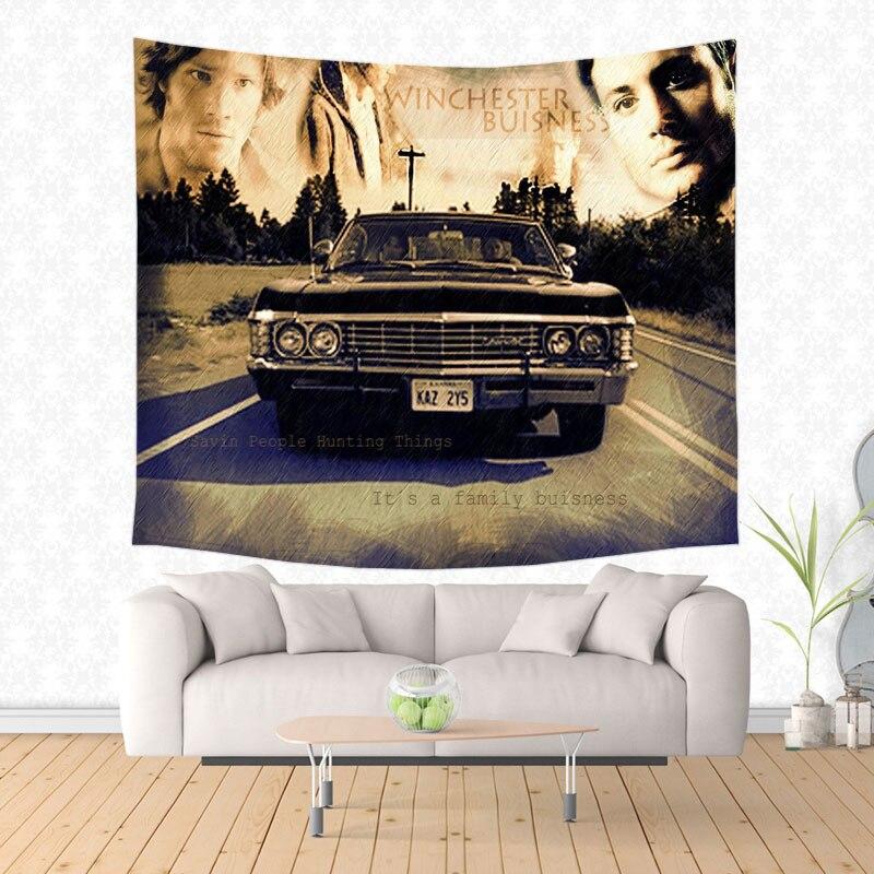 Supernatural Tapestry ...