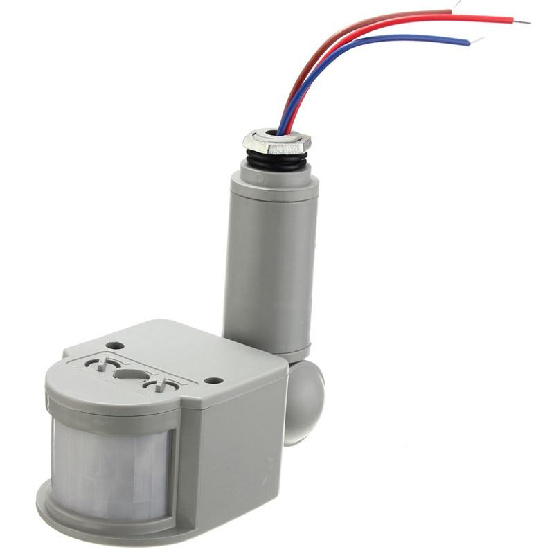 Outdoor Motion Sensor Detector Wall Light Lamp Switch Led Pir Infrared Motion Switch Sensor Detector Ac85v~260v 12v Tools