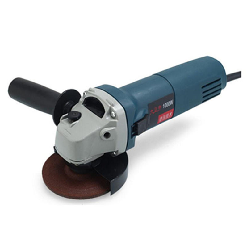 1000W 220V 11000rpm 6 Speed Adjustable Electric Angle Grinder Power Tool Grinding Metal Wood Cutting And Grinding Machine