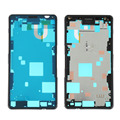 Для Sony Xperia Z3 Mini Compact Рамка Ближний Рамка Крышка Корпуса Запасные Части, бесплатная доставка!!!