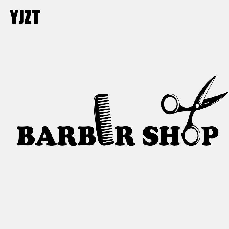 Detail Feedback Questions About Yjzt 18cm 6cm Lovely Barber Shop