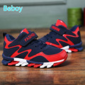 New Winter Kids Sneakers Shoes Non-slip Boys Sport Shoes Sneakers Thermal PU Leather Children Running Shoes with Rubber Sole