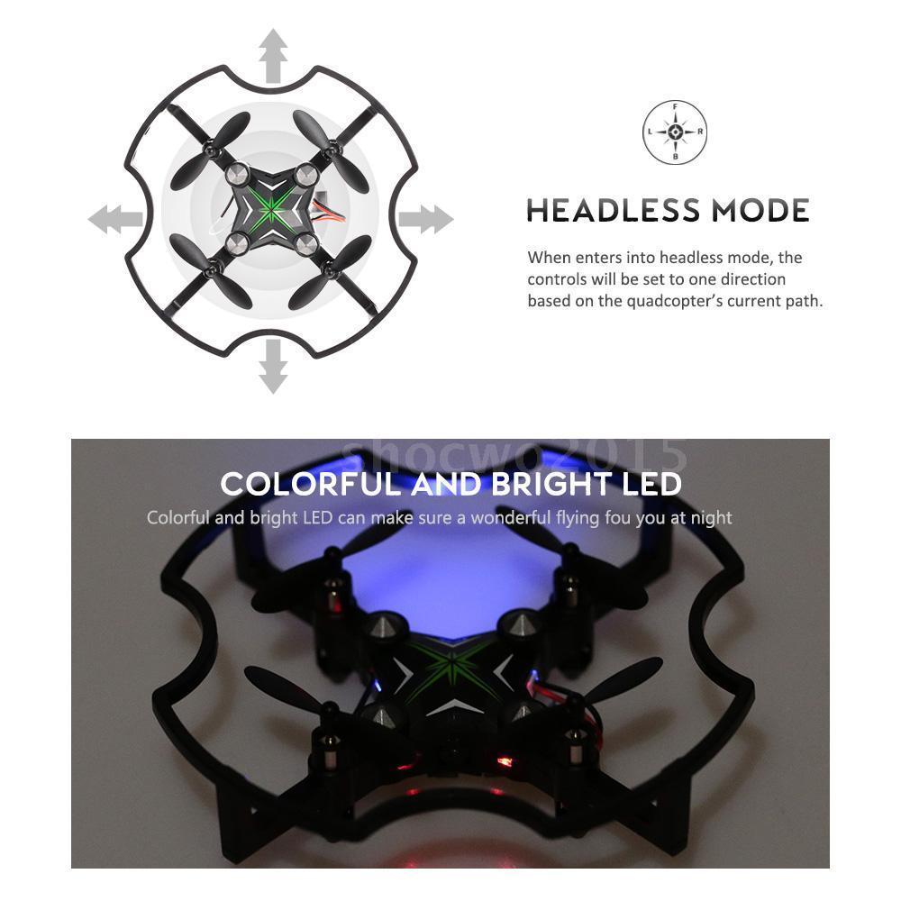 magazijn Hoogte Mini Quadcopter