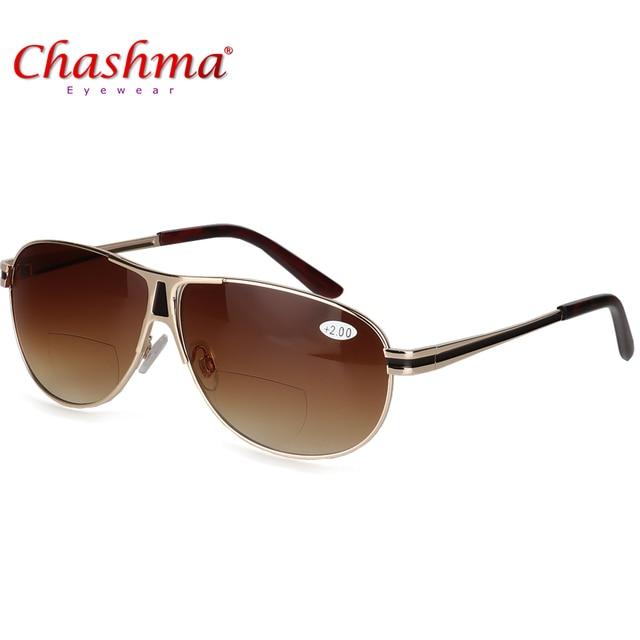 Bifocal Reading Glasses Unisex Diopter Glasses Male Polarized Sunglasses  Presbyopic Eyeglasses +1.0+1.5+2.0+2.5+3.0+3.5 a008855783f0