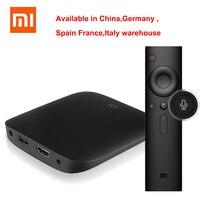 Original Xiaomi MI TV BOX 3 Smart 4K Ultra HD 2G 8G Android 6 0 Movie