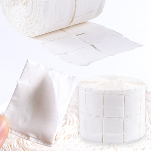 1 Roll Cotton Wipes Removing G