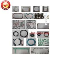 6D125 S6D125 junta Do Motor Completo conjunto kit para Komatsu Escavadeira PC400-5 PC400-6