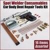 Car Dent Remover Body Repair Tool Spotter Welding Pulling Stud Spot Gun Puller Removal Kit Stud