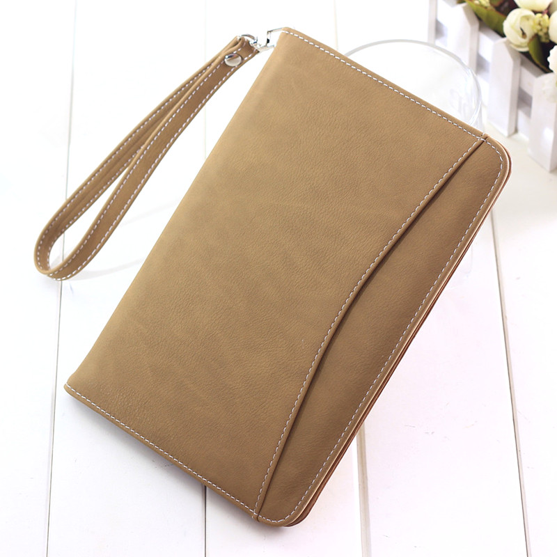 For iPad Mini 4 Vintage Style Wallet Cover Flip PU Leather Smart Cover for iPad Mini 4 Stand Case with Card Slots Hand Holder foldable pu leather pad cover with flower girl driving style inlaid diamond support stand for ipad mini 3