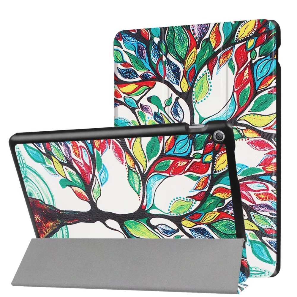 For ASUS Zenpad 10 Z301MFL Z301ML Color Print pu leather Stand Tablet smart Case Cover For ASUS Zenpad 10.1 Z300C Z300M Z300CL asus zenpad 3s 10 z500m tablet pc