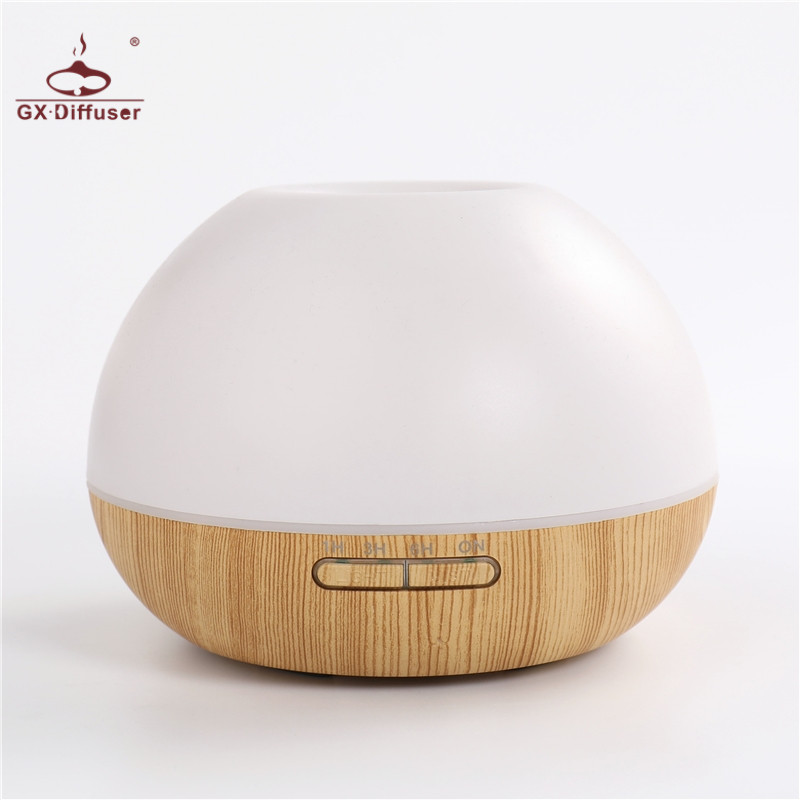 GX.Diffuser Timer LED Lamp Aromatherapy Diffuser Ultrasonic Aroma Diffuser Humidifier Electric Mist Maker Essential Oil Diffuser hot large capacity 3l ultrasonic humidifier essential oil diffuser aroma lamp aromatherapy electric aroma diffuser mist maker
