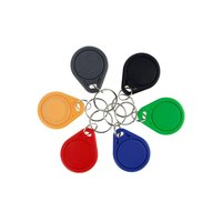 OBO HANDS Pack Of 100 Waterproof ABS 13 56MHz ISO14443A MIFARE Classic 1K NFC RFID Token