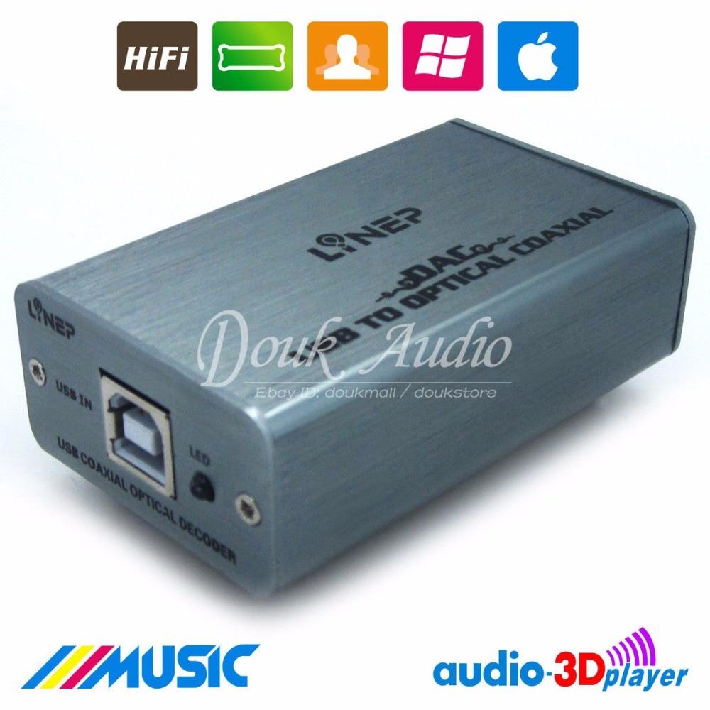 DAC ASIO Sound Card Digital Decoding USB to Optical/Coaxial Output Headphone amp remote xiangsheng dac 03a ii ak4495 usb tube dac hifi exquis coaxial spdif hd exterior sound card headphone amp dac03a ii