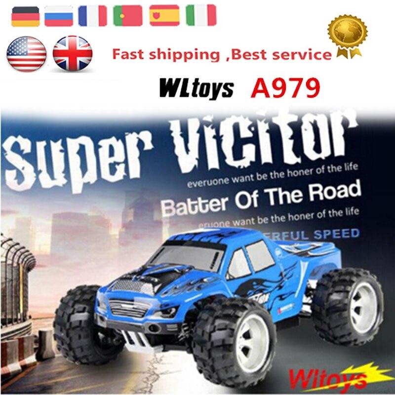 font b Rc b font Racing font b Car b font Wltoys A979 High Speed