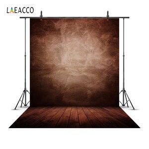 Image 1 - Laeacco Gradientสีไม้ชั้นGrungeภาพการถ่ายภาพฉากหลังBaby Showerพื้นหลังสำหรับPhoto Studio Props