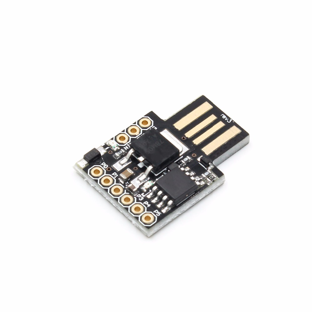 Image 4 - 1pcs Digispark kickstarter development board ATTINY85 module usb-in Integrated Circuits from Electronic Components & Supplies