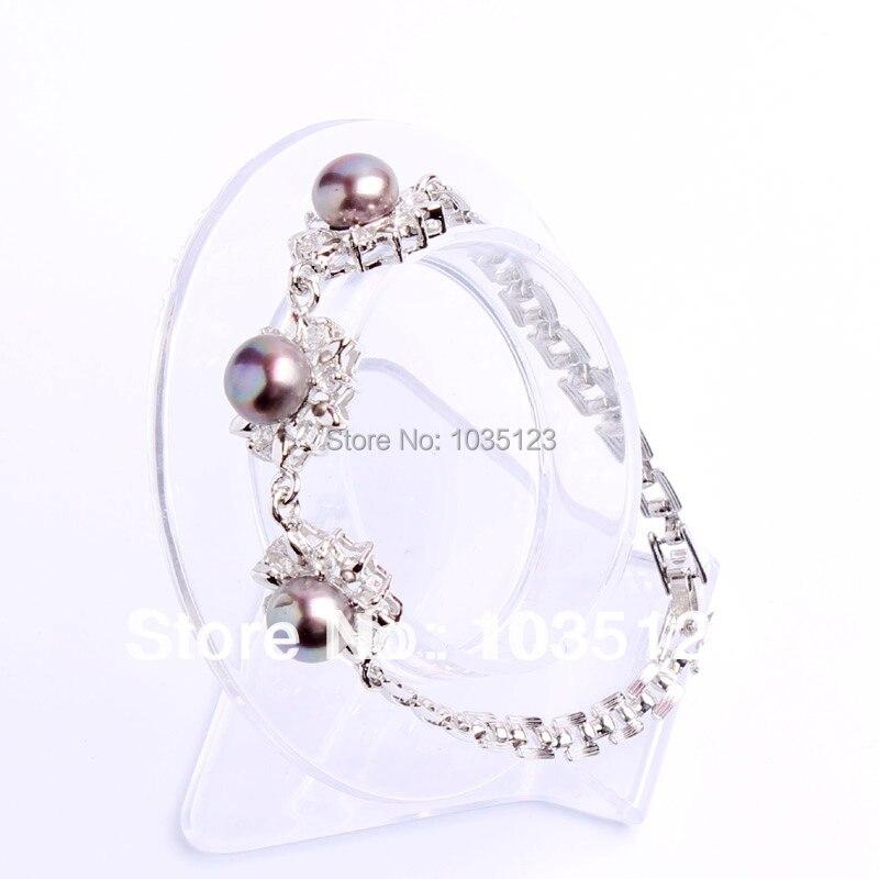 ⑥Envío libre regalo 10mm pretty moda perla de agua dulce del color ...
